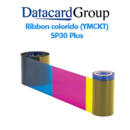 Ribbon colorido (YMCKT) – SP30 Plus