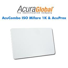 AcuCombo ISO Mifare 1K & AcuProx