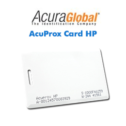 acuprox card hp