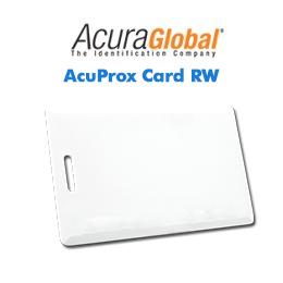 acuprox card rw